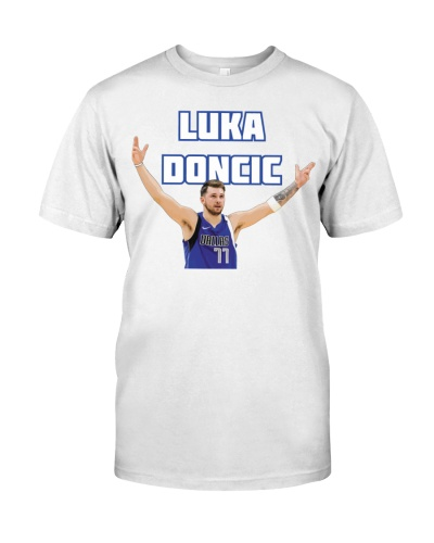 luka doncic dallas shirt