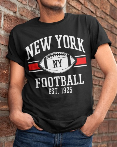 New York Football NYG Retro Giant Shirt Jersey