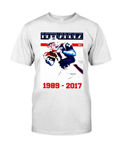 Aaron Hernandez Shirt