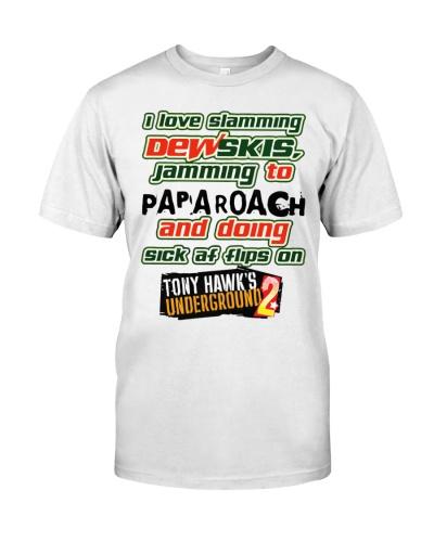 I Love Slamming Dewskis Jamming shirt
