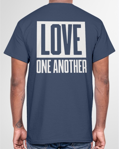 byu love one another shirts