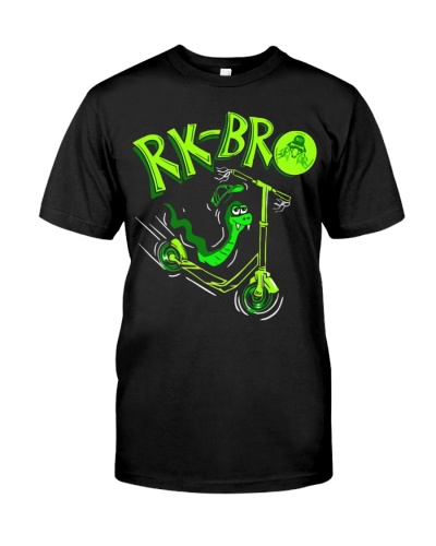 RK Bro Scooter T Shirt