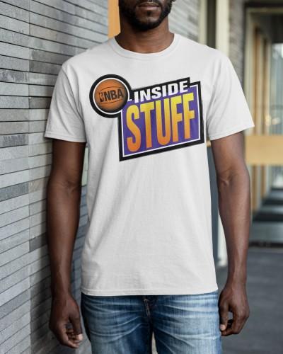 ahmad rashad inside stuff shirt