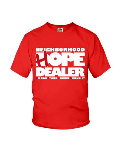 hope dealer shirt