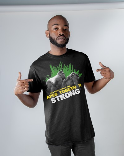 dian fossey gorilla fund shirt funny