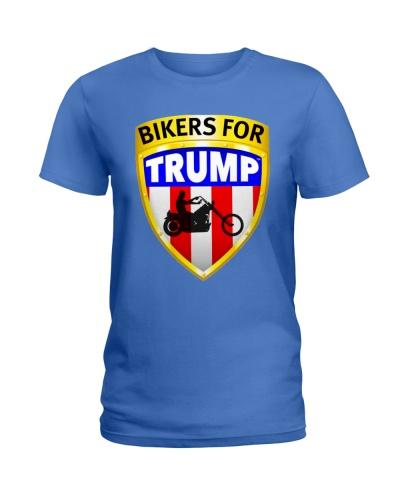 bikers for trump shirt