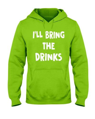 ill bring the drinks shirt