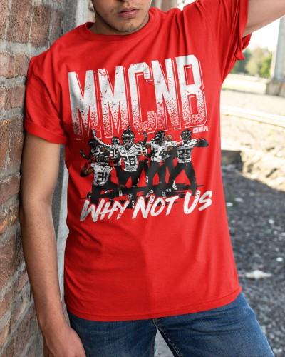 LOGAN RYAN MMCNB WHY NOT US T Shirt