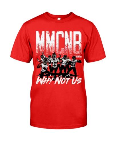 LOGAN RYAN MMCNB WHY NOT US Shirt
