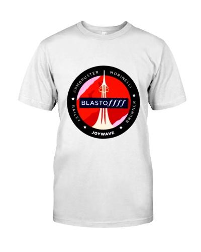 Joywave Blastoffff Merch Shirt