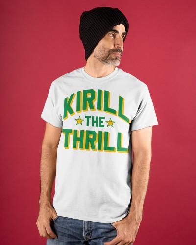 k the thrill shirt