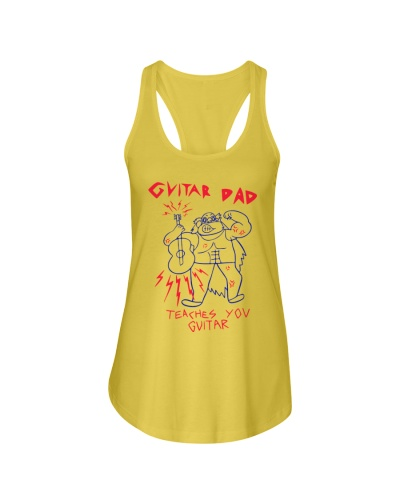 dad guitar shirt