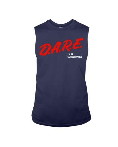 dare to be conservative shirt