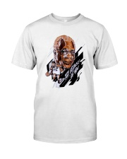 Toronto Raptors wayne embry because of you shirt Classic T-Shirt front