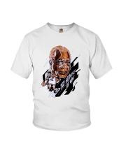 Toronto Raptors wayne embry because of you shirt Youth T-Shirt thumbnail