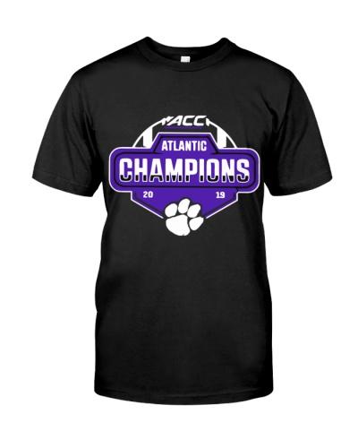 Clemson Acc Atlantic Champions 2019 Jersey Shirt