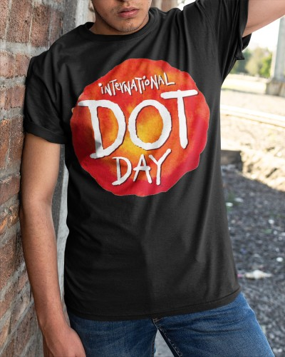 dot day shirt