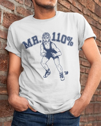 Mr 110 Jersey shirt