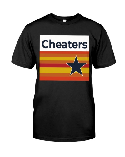 Houston Astros Cheaters Shirts