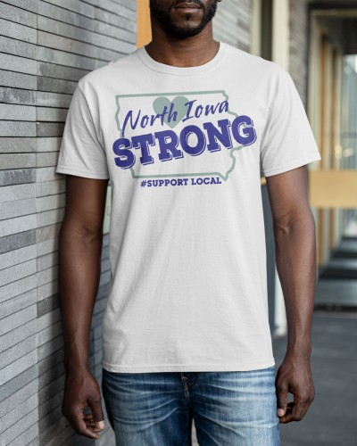 north iowa strong shirt