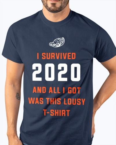 Akron RubberDucks I Survivor 2020 Shirt