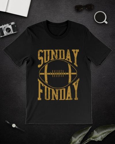 Sunday Funday Football Jersey Shirt