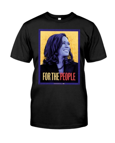 Kamala Harris For The People Shirt Meaning