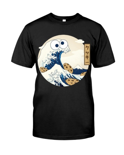 Cookiegawa Wave shirt Merch