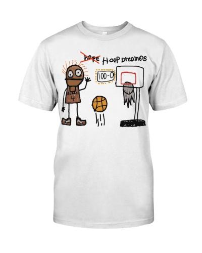 Hope Hoop Dreams T Shirt