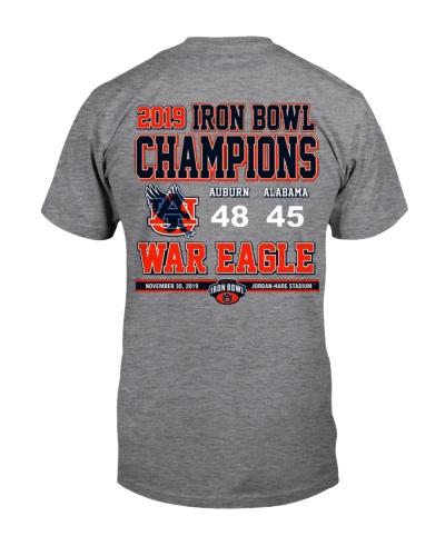 Iron Bowl Champions 2019 Shirt jersey