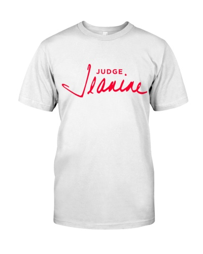 Judge Jeanine Apparel Shirt