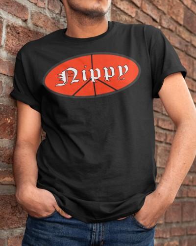 nippy oval logo shirt