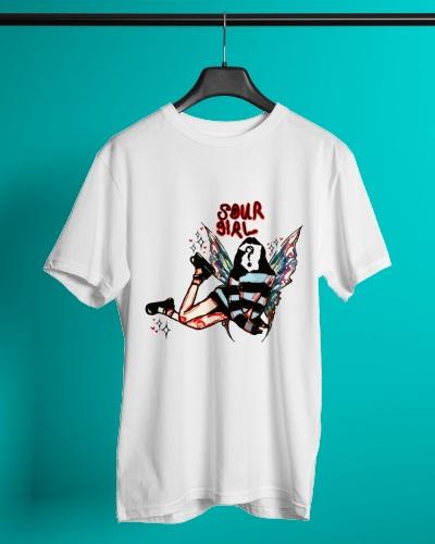 Sour Girl Merch T Shirt