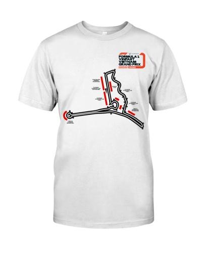 F1 Vietnam Grand Prix 2020 Shirt