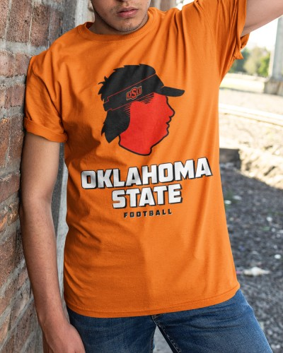 Mike Gundy Mullet Shirt Oklahoma State Jersey