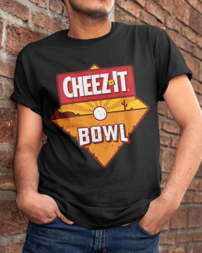 Cheez it bowl t shirt Jersey