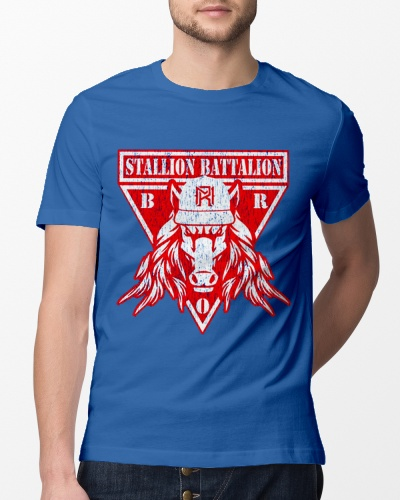 Matt Riddle Stallion Battalion WWe Shirt
