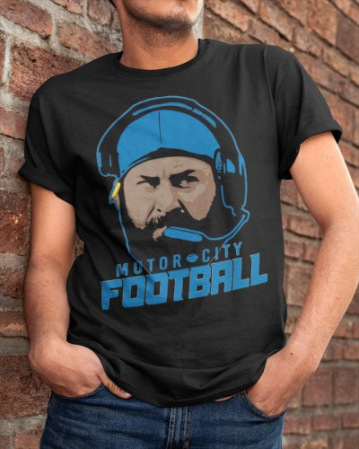Motor City Football Shirt Jersey