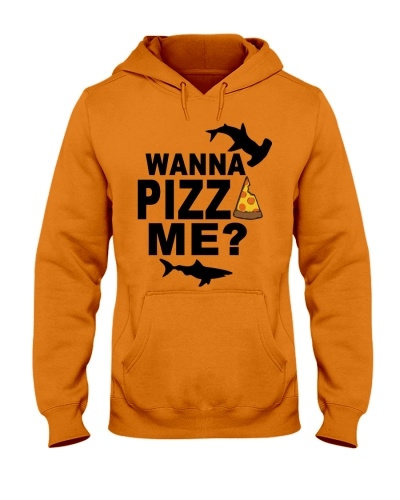 wanna pizza me shirt meaning
