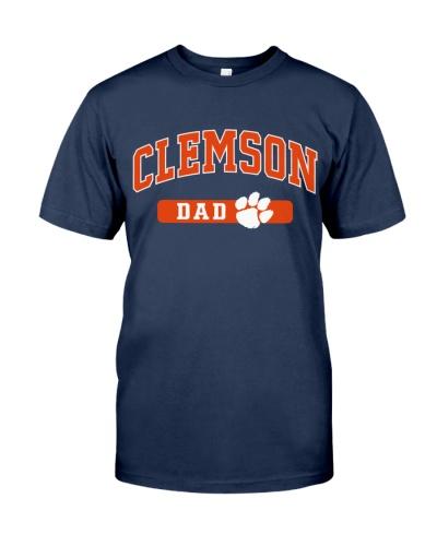 Clemson Dad Bar Shirt