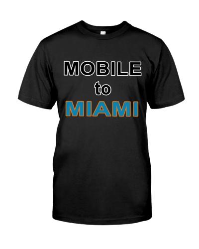 Mobile To Miami Shirt