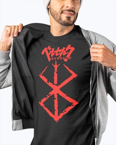 Berserk Brand of Sacrifice Graphic Shirt