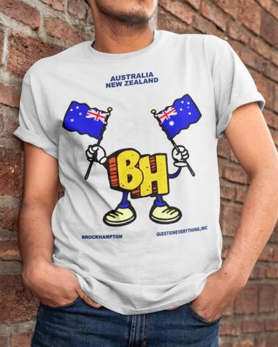 brockhampton merch t shirt