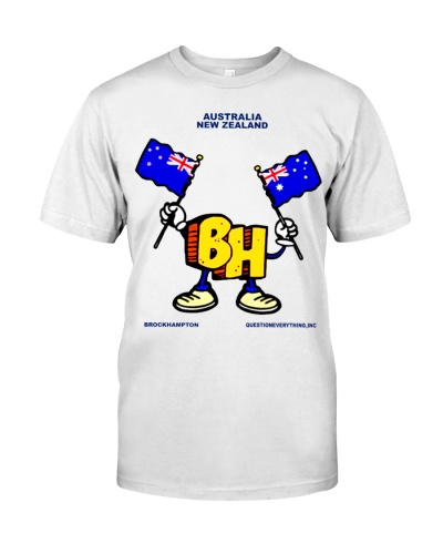 brockhampton merch shirt