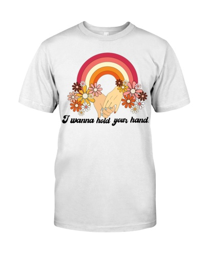 Hold Your Hand T Shirt