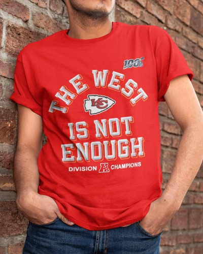The West Is Not Enough Shirts