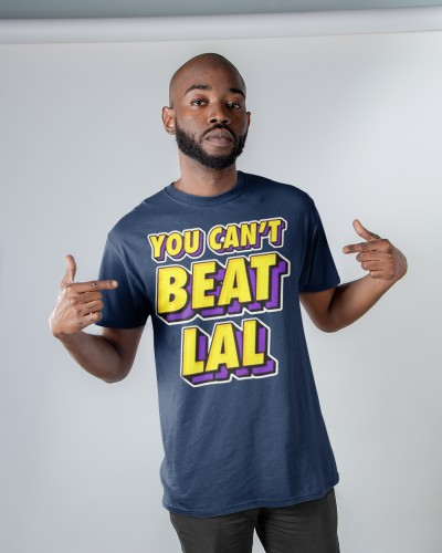 Lakers You Cant Beat LAL Shirt Jersey