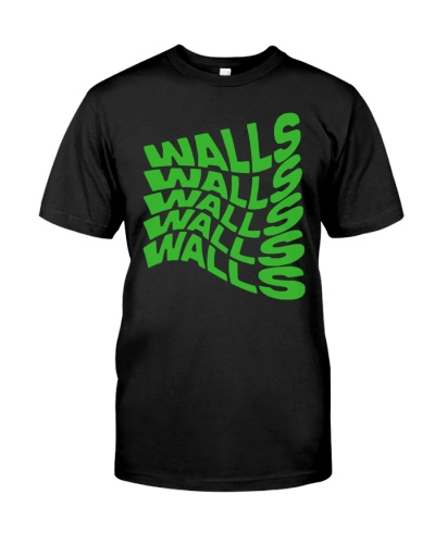 Louis Tomlinson Walls T Shirt