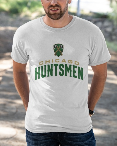 Chicago Huntsmen Away Official Player ShirtS