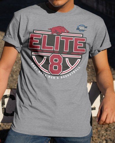 arkansas elite 8 shirts